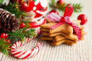 pests and holiday foods